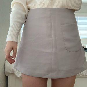 Wilfred Dove Grey Skirt